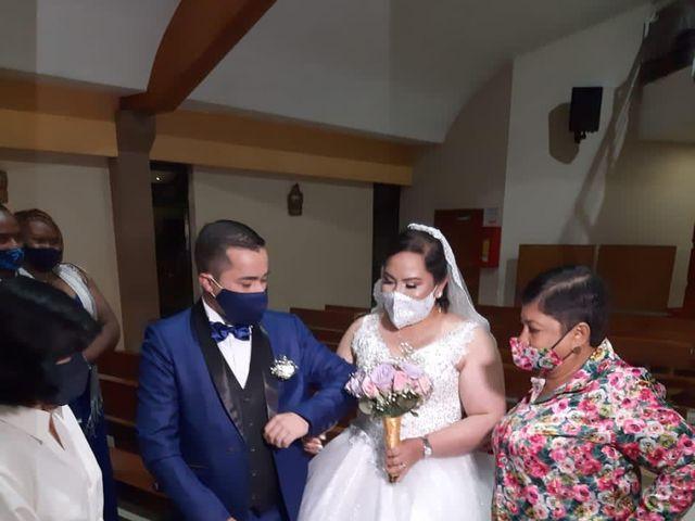 El matrimonio de Alfredo  y Ivone Carolina  en Bogotá, Bogotá DC 6