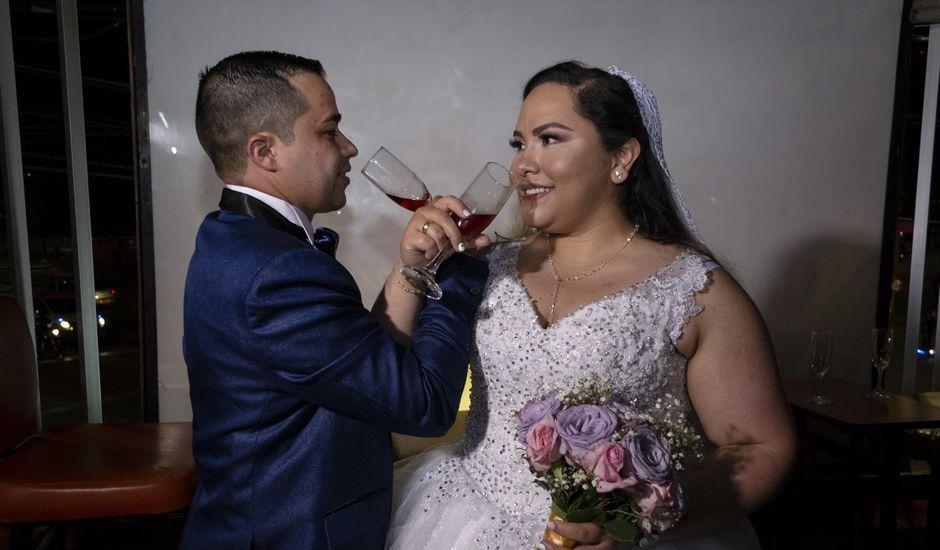 El matrimonio de Alfredo  y Ivone Carolina  en Bogotá, Bogotá DC