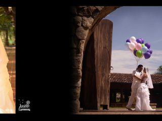 El matrimonio de Lina  y Andrés 1