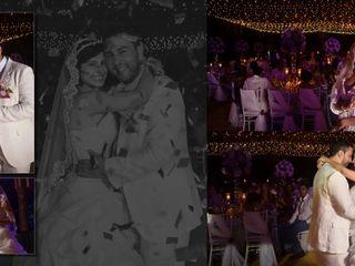 El matrimonio de Lina  y Andrés 3