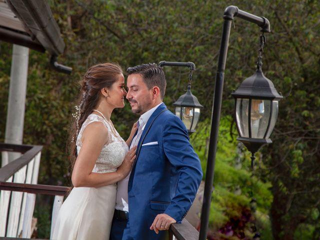 El matrimonio de Jessika y David