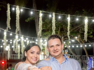 El matrimonio de Katriny y Uriel  3