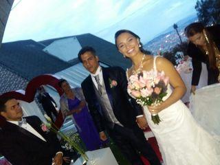 El matrimonio de Wendy  y Javier  1