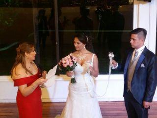 El matrimonio de Wendy  y Javier  3