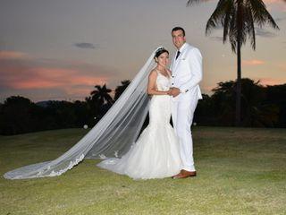 El matrimonio de Daniela  y Juan David