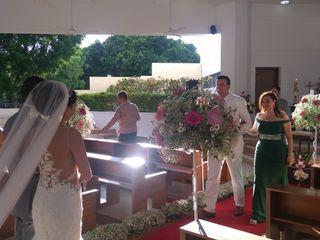 El matrimonio de Daniela  y Juan David  3