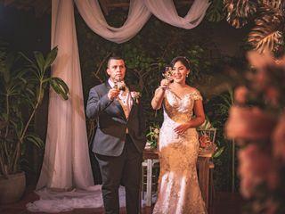 El matrimonio de Alejandra y Jesús