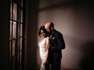 El matrimonio de Andrea y Fabio 2