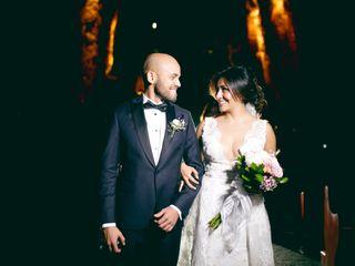 El matrimonio de Andrea y Fabio