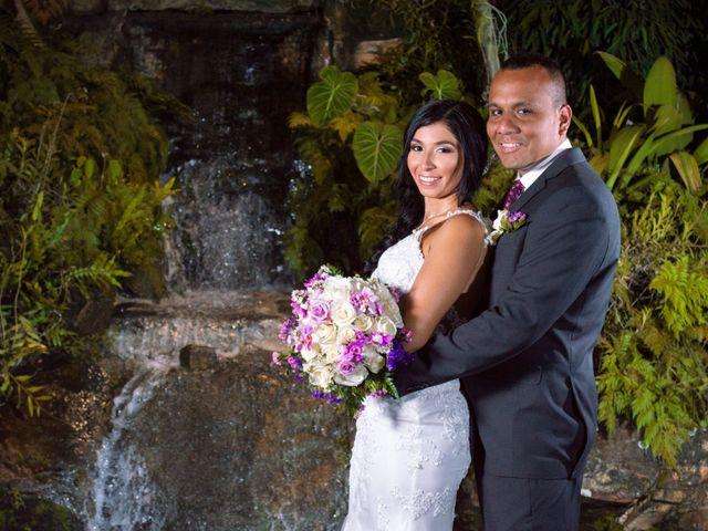 El matrimonio de Ilda y Ferney