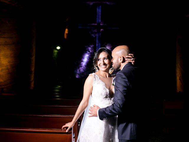 El matrimonio de Fabio y Andrea en Zipaquirá, Cundinamarca 32