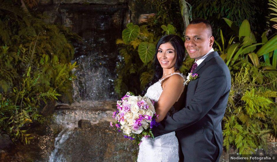 El matrimonio de Ferney y Ilda en Cali, Valle del Cauca