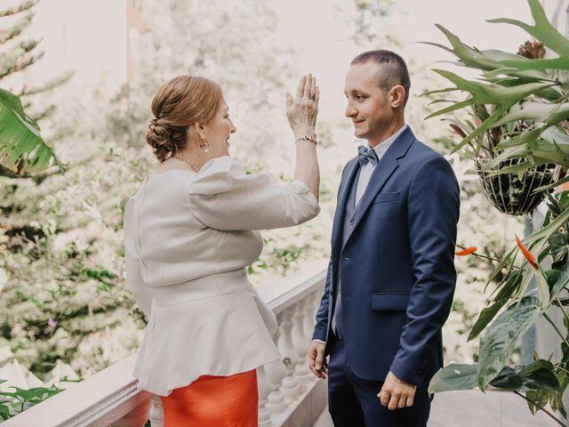 El matrimonio de Felipe y Mariana en Medellín, Antioquia 8