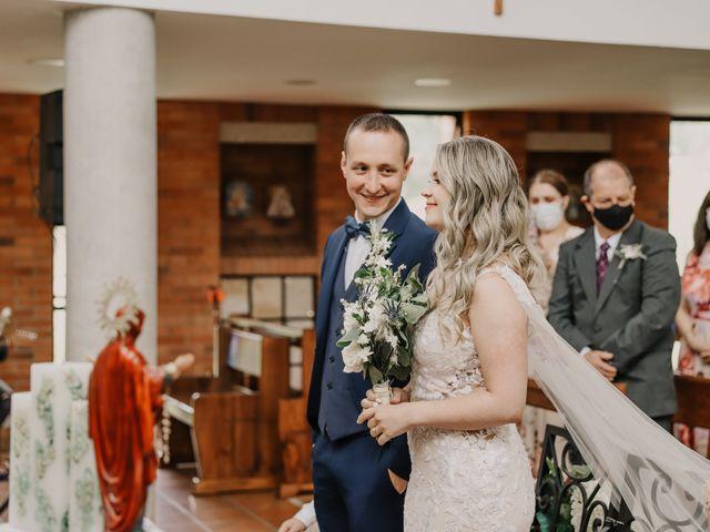 El matrimonio de Felipe y Mariana en Medellín, Antioquia 10