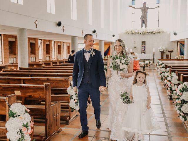 El matrimonio de Felipe y Mariana en Medellín, Antioquia 11