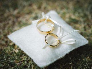 El matrimonio de Jenny y Martín 1