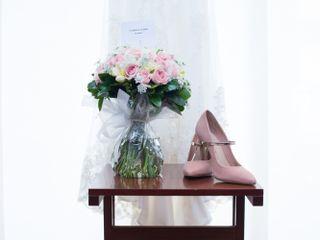 El matrimonio de Juli y Pancho 3