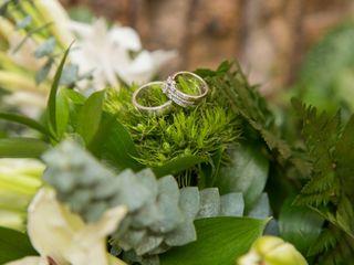 El matrimonio de Silvia y Ellery 1