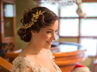 El matrimonio de Silvia y Ellery 3