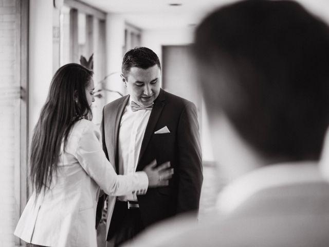 El matrimonio de Martín y Jenny en Bogotá, Bogotá DC 5