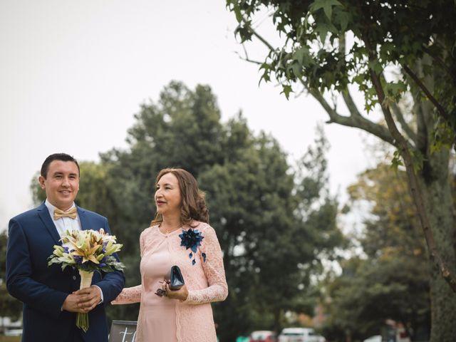 El matrimonio de Martín y Jenny en Bogotá, Bogotá DC 21