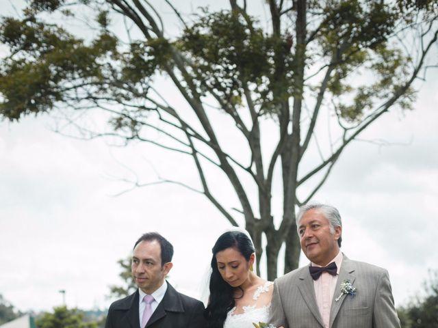 El matrimonio de Martín y Jenny en Bogotá, Bogotá DC 23