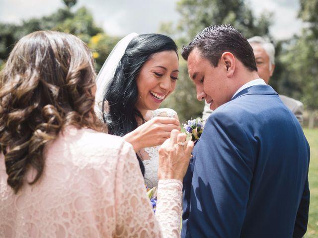 El matrimonio de Martín y Jenny en Bogotá, Bogotá DC 24