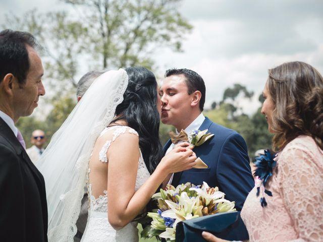 El matrimonio de Martín y Jenny en Bogotá, Bogotá DC 25