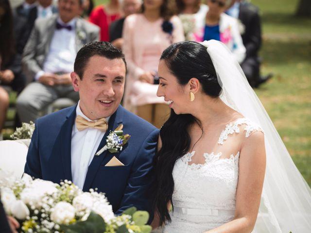 El matrimonio de Martín y Jenny en Bogotá, Bogotá DC 26