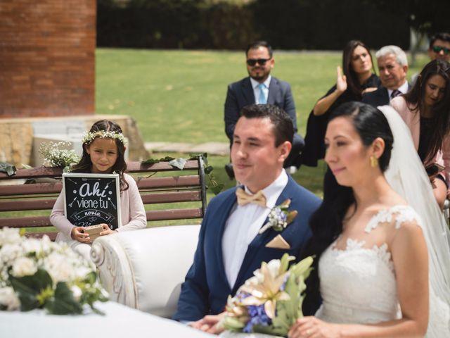 El matrimonio de Martín y Jenny en Bogotá, Bogotá DC 27
