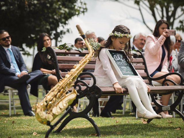 El matrimonio de Martín y Jenny en Bogotá, Bogotá DC 28