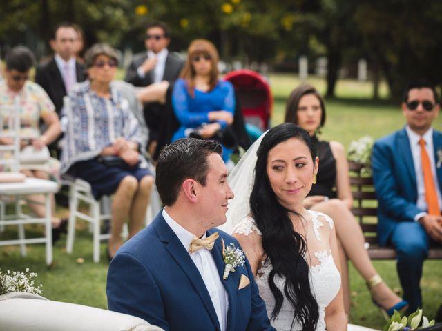 El matrimonio de Martín y Jenny en Bogotá, Bogotá DC 29