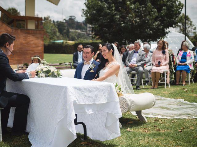 El matrimonio de Martín y Jenny en Bogotá, Bogotá DC 35