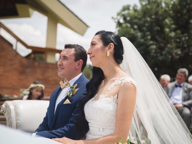 El matrimonio de Martín y Jenny en Bogotá, Bogotá DC 36