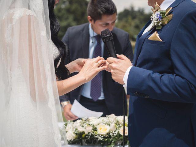 El matrimonio de Martín y Jenny en Bogotá, Bogotá DC 40