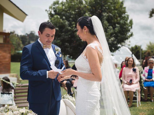 El matrimonio de Martín y Jenny en Bogotá, Bogotá DC 41