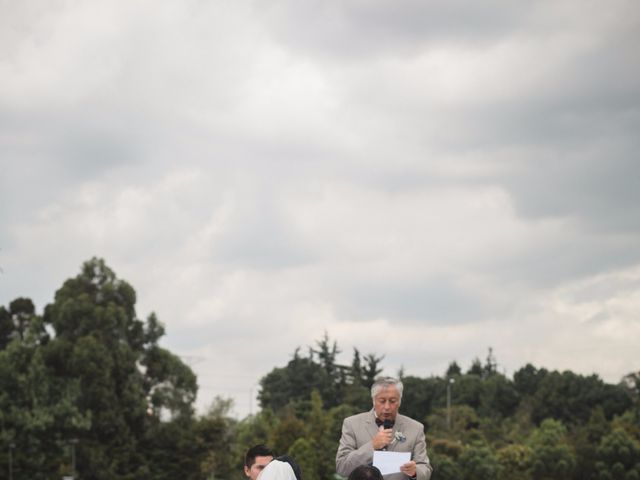 El matrimonio de Martín y Jenny en Bogotá, Bogotá DC 42