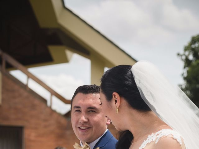 El matrimonio de Martín y Jenny en Bogotá, Bogotá DC 43
