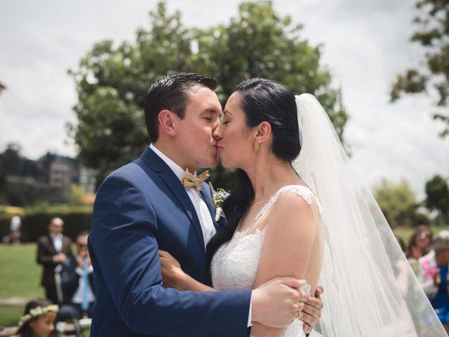 El matrimonio de Martín y Jenny en Bogotá, Bogotá DC 44