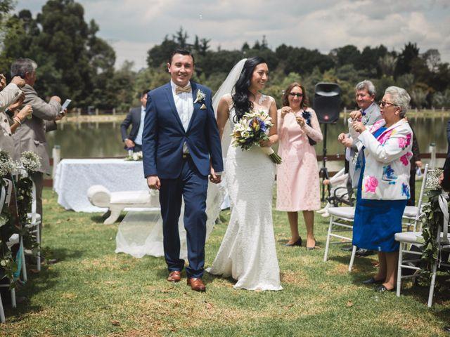 El matrimonio de Martín y Jenny en Bogotá, Bogotá DC 45