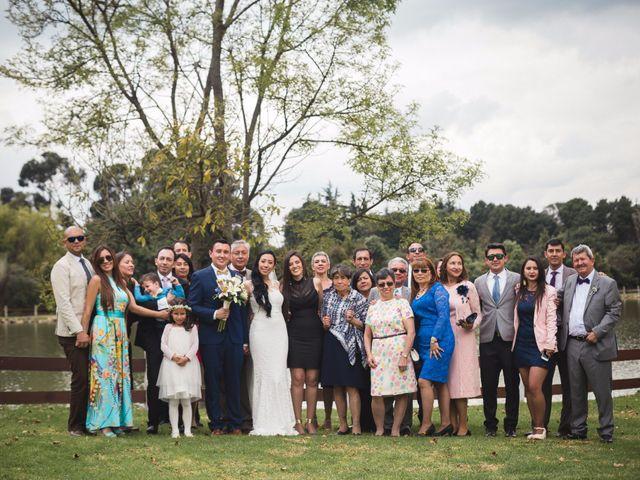 El matrimonio de Martín y Jenny en Bogotá, Bogotá DC 48