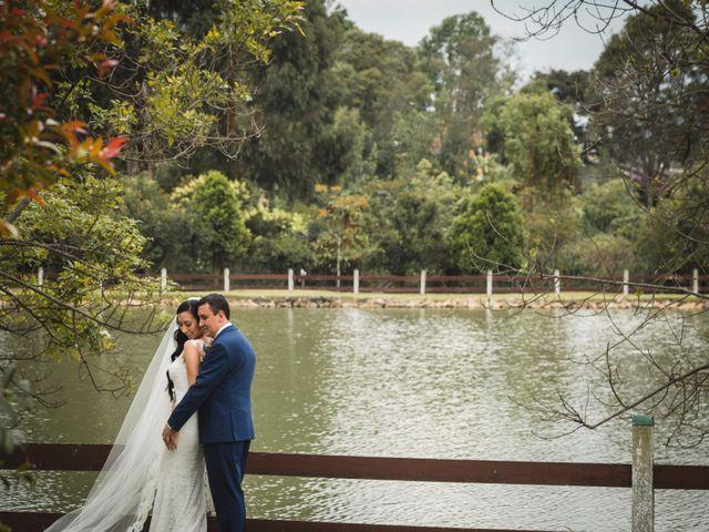 El matrimonio de Martín y Jenny en Bogotá, Bogotá DC 51
