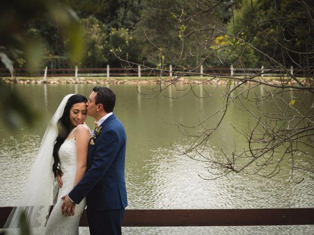 El matrimonio de Martín y Jenny en Bogotá, Bogotá DC 53