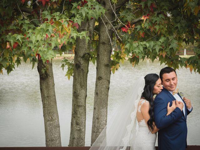 El matrimonio de Martín y Jenny en Bogotá, Bogotá DC 54