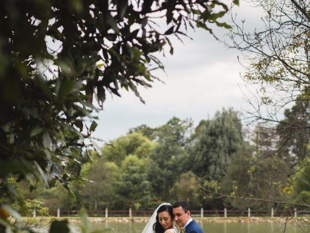 El matrimonio de Martín y Jenny en Bogotá, Bogotá DC 59