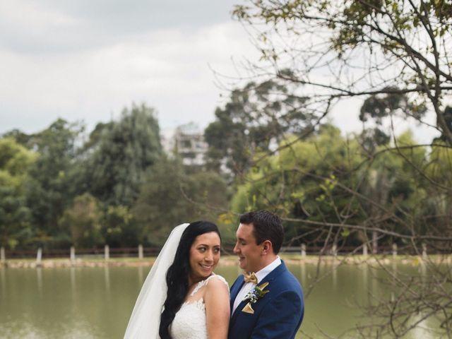 El matrimonio de Martín y Jenny en Bogotá, Bogotá DC 61