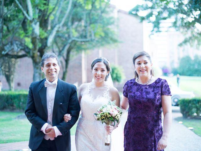 El matrimonio de Pancho y Juli en Bogotá, Bogotá DC 19