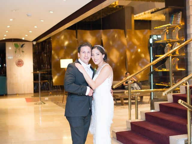 El matrimonio de Pancho y Juli en Bogotá, Bogotá DC 36