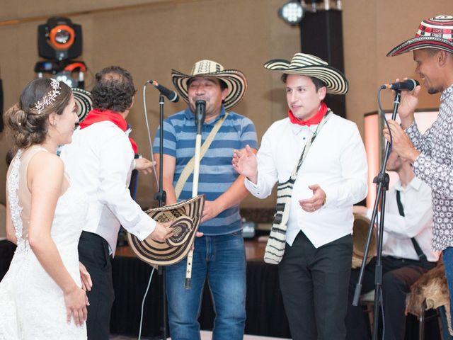 El matrimonio de Pancho y Juli en Bogotá, Bogotá DC 44