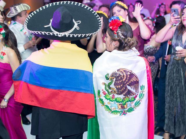 El matrimonio de Pancho y Juli en Bogotá, Bogotá DC 2